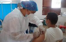 En Sincé Sucre, sería el primer municipio con inmunidad de rebaño en el país