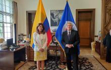 Canciller y vicepresidenta Marta Lucía Ramírez se pronuncia sobre militares involucrados en asesinato de presidente de Haití Jovenel Moise