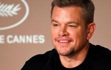 Ser actor, una 'Cuestión de sangre' para Matt Damon