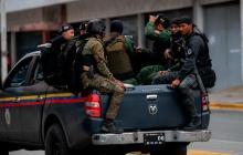 Tiroteos en Caracas dejan cuatro policías muertos