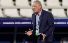 Tite, primer entrenador brasileño en perder la Copa América como local
