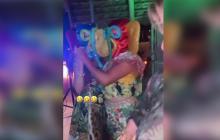 Sofía Vergara celebró su cumpleaños usando la tradicional Marimonda
