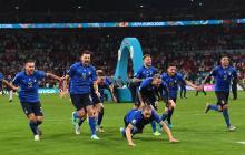 Inglaterra vs Italia: minuto a minuto de la final de la Eurocopa