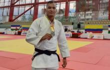 Juan Pablo Ruiz ganó medalla de oro en Nacional de Judo