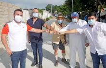 DNP reconoce manejo de recursos de Galapa