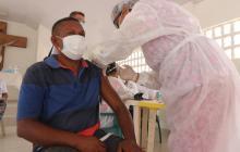 Sucre aplica en un día 6.700 vacunas contra la covid-19