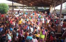 Alerta por el aumento de desplazamiento en el país