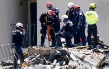 Sigue subiendo cifra de muertos en el derrumbe de edificio residencial en Miami-Dade