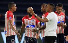 Luis Amaranto Perea cree que la derrota de Junior fue injusta