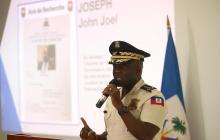 Jefe de la policía de Haití entrega detalles de avance de la investigación por el asesinato de Jovenel Moise