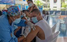 Vacuna para mayores de 35 no requiere cita en Barranquilla