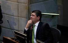 Juan Diego Gómez, virtual presidente del Congreso