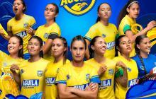 Vuelven las 'Chicas Águila': ahora son jugadoras de la Liga Femenina