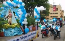 Prohíben aglomeraciones y pólvora el día de la Virgen del Carmen en Cereté