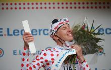 Pogacar se adjudicó la camiseta del rey de la montaña del Tour de Francia