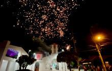 No queremos personas quemadas en celebración de Virgen del Carmen: Policía
