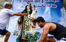 Hacen llamado a la responsabilidad en el día de la Virgen