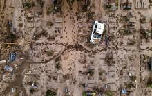 """""""Inundación de dimensión histórica"""" deja más de cien muertos en oeste alemán"""