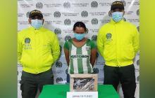 Comando situacional en Sabanalarga: 4 capturas y 76 armas blancas incautadas