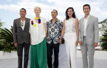Película colombiana 'Memoria' gana el premio del jurado en Cannes