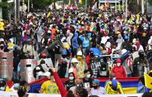 Minsalud hace llamado a evitar aglomeraciones de cara a protestas del 20 de Julio