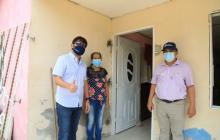 Distrito mejorará el estado de viviendas en 48 barrios de Barranquilla