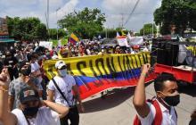 En la Costa Caribe también habrá manifestaciones