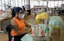 Crecimiento económico de Colombia en mayo cayó en 5,8% frente a abril