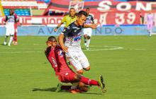 Juan Sebastián Herrera se fracturó el peroné de su pierna derecha
