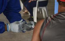 Solo 60% la de población entre 50-59 está inmunizada: Minsalud