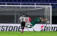 Libertad vs. Junior: partido de vuelta de los octavos de final de la Copa Sudamericana