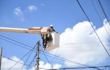 Air-e trabajará en sectores de Barranquilla