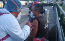 Malambo intensifica búsqueda para vacunar