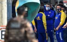 La Liga Profesional de Fútbol de Argentina rechaza el pedido de Boca Juniors y mantiene el partido ante Banfiel