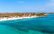 Aruba, una isla llena de colores y playas cristalinas