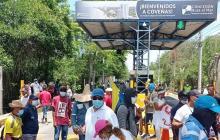Sigue la lucha por el desmonte del peaje La Caimanera