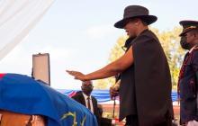 """El presidente de Haití fue """"traicionado"""", dice su viuda"""