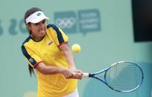 María Camila Osorio perdió en su debut en los Juegos Olímpicos de Tokio