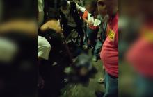Hombre muere y una mujer resultó herida tras ataque a bala en Malambo