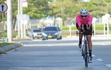 Ciclistas del Atlántico, al límite por conductores imprudentes
