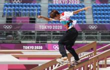 Un tokiota se quedó con primer oro del skate en los Juegos Olímpicos