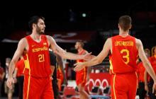 España se estrenó con triunfo en el baloncesto de los Juegos Olímpicos de Tokio
