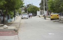 Cuatro heridos a bala deja ataque de sicarios en Evaristo Sourdis