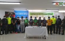 Fiscal Francisco Barbosa lidera redada contra el delito en Córdoba