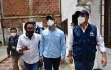 Gobierno activan un plan retorno en Ituango