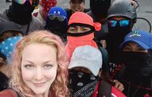 HRW critica la expulsión de Colombia de alemana que apoyaba a 'primera línea'