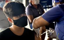 En Barranquilla, vacunación de 25 a 29 años será sin agendamiento este viernes