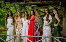 Seis mujeres sueñan con ser srita. Región Caribe