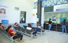 Oficina de Pasaporte solucionó contingencia por error del sistema