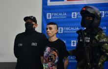 Cae 'Carlitos', presunto sicario del capo 'Toyo Curiche' y su escolta